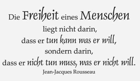 Freiheit_Rousseau