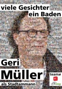 Geri Müller aus Baden AG, geb. am. 27. Okt. 1960