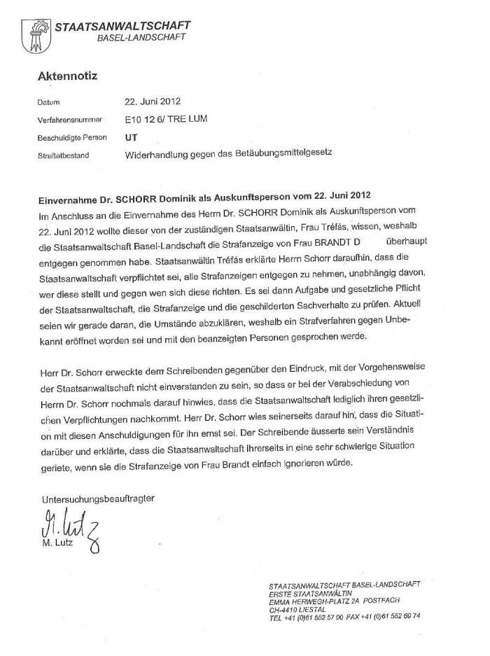 Einvernahme_Dr Schorr_ Aktennotiz_über.