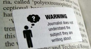 journalist-warning