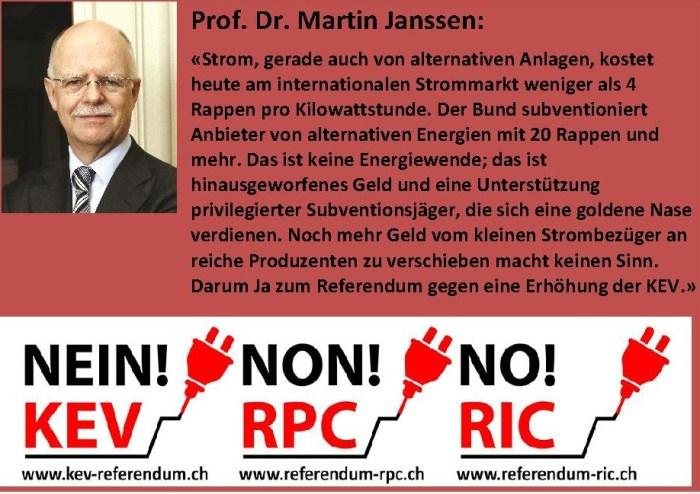 Prof. Dr. Martin Janssen