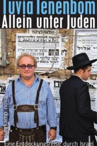 Tenenbom-Allein-unter-Juden-Cover