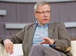 Interview mit Andre Moesch, Leiter Elektronische Medien im Haus Tagblatt, im neuen Studio des TVO. 10.05.2013 Bild: Urs Jaudas - schnitt -