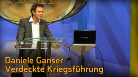 Daniele Ganser bei Ivo Sasek